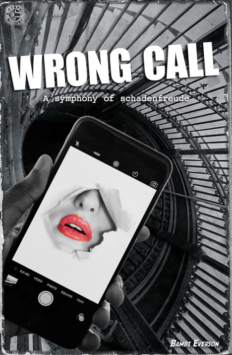 Wrong Call by Bambi Everson. Roger is a hapless loser. He's just broken up with his girlfriend. He's alone and desperate in a hotel downtown, and decides for the first time in his life to call an escort service. The first in a series of wrong calls for Roger. A tale of one man's blundering attempts to cover-up an embarrassing incident, causing it to spiral completely out of control. A symphony of schadenfreude. One act, approx. 75 minutes.