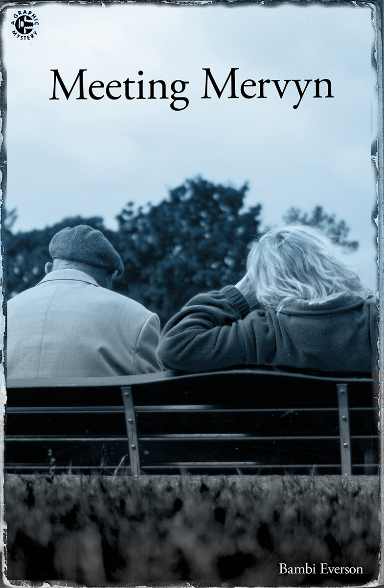 Meeting Mervyn by Bambi Everson. A middle-aged mom meets a gruff but lovable curmudgeon, and a special friendship develops. One act, approx. 10 minutes.