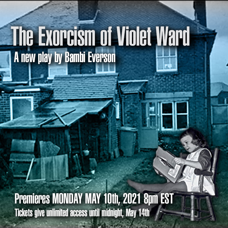 The Exorcism Of Violet Ward by Bambi Everson.