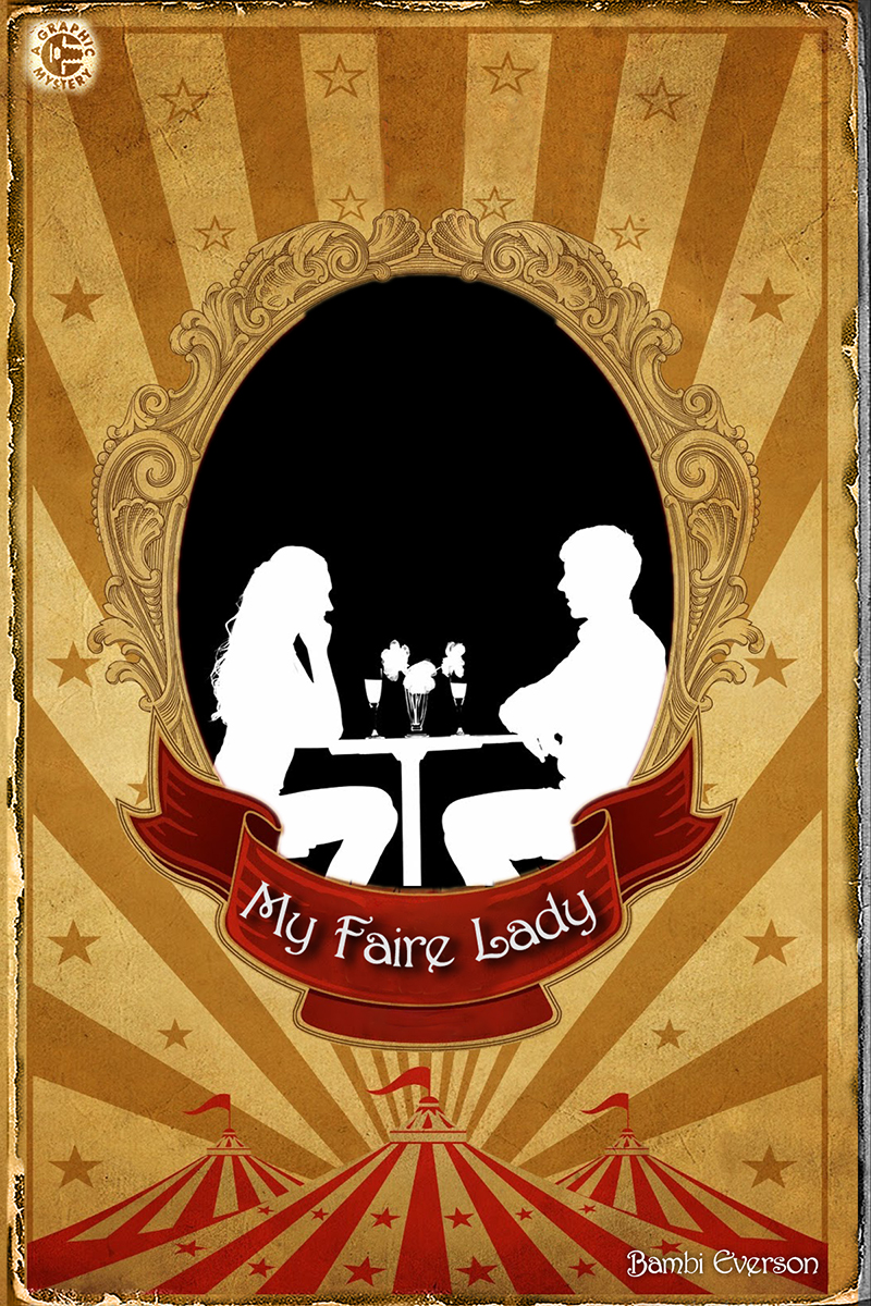 My Faire Lady by Bambi Everson. A widowed cinphile is pressured into his first date since 1984. Will he make it with modern advancements and protocols? One act, approx. 12 minutes.